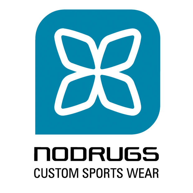 Nodrugs Custom sports wear
